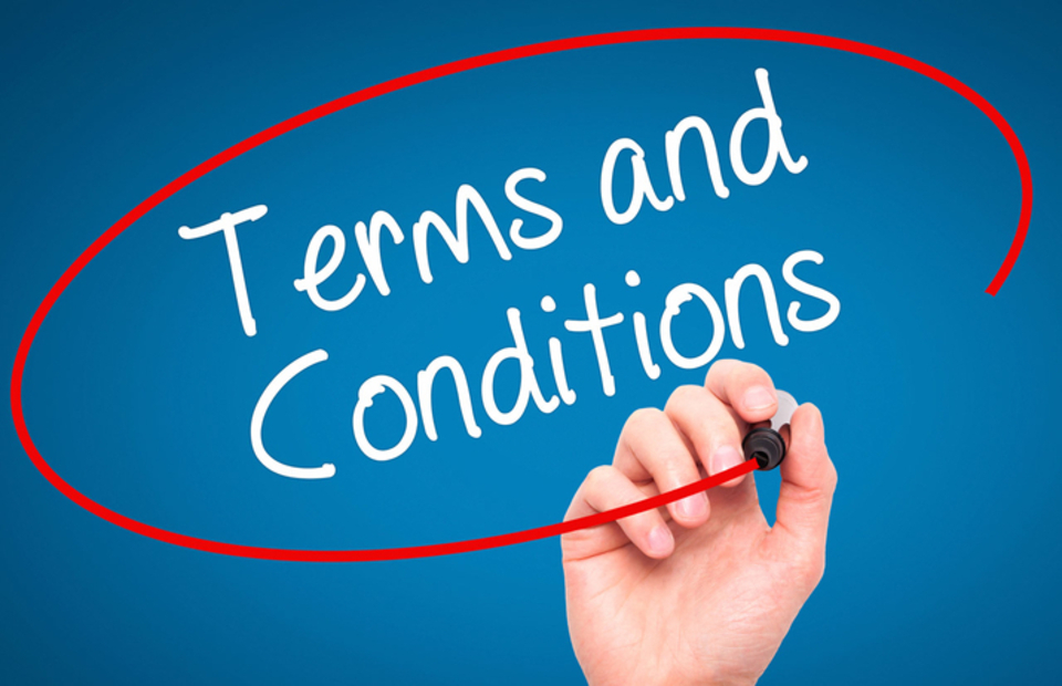 Terms and conditions generator free online