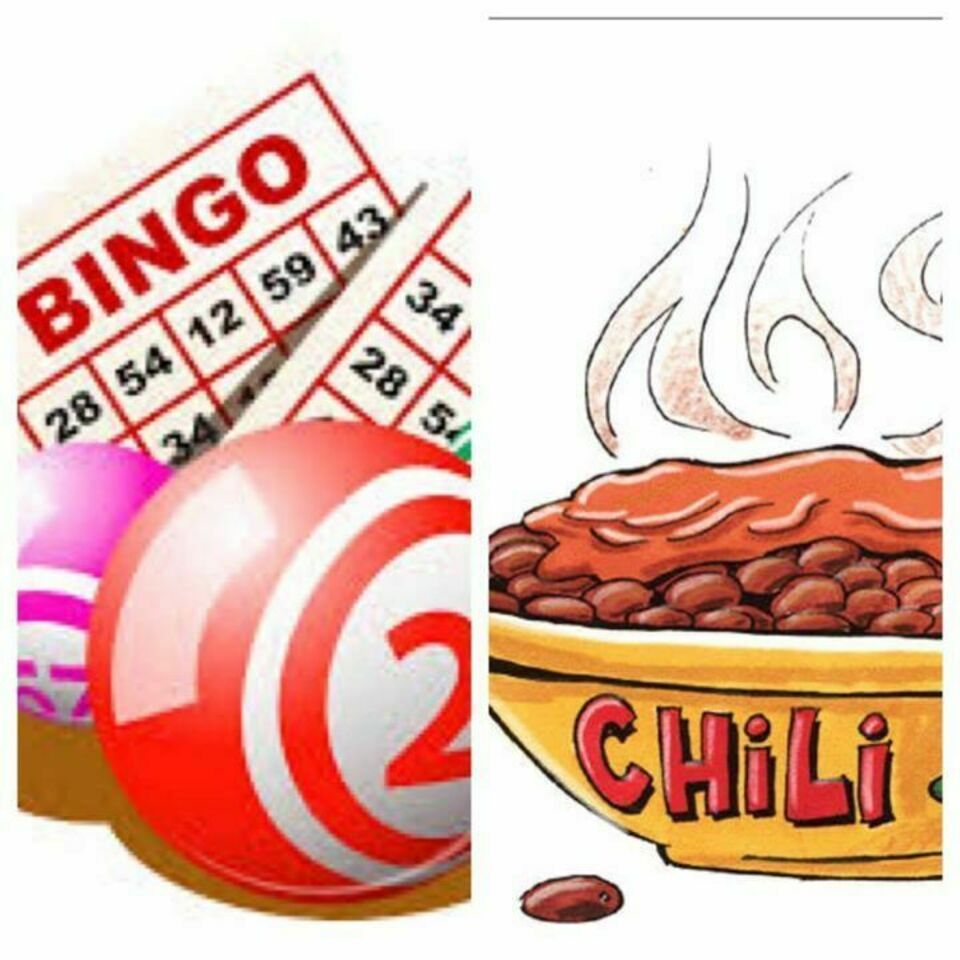 Chili and bingo