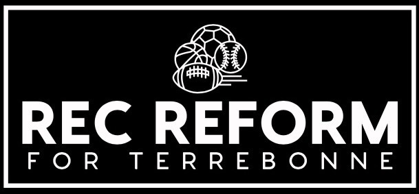Recreation Reform for Terrebonne Parish