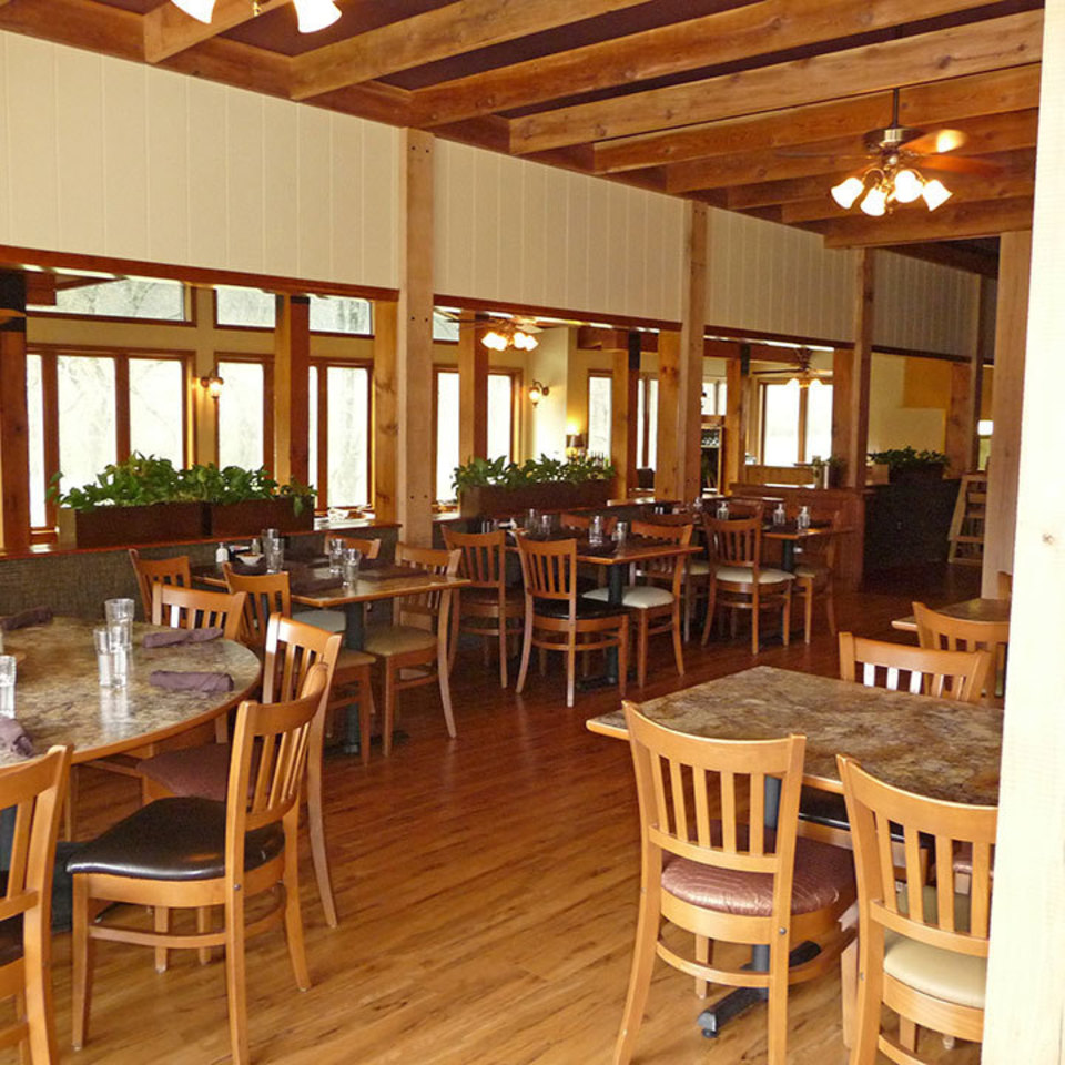 Upper dining room (adj)