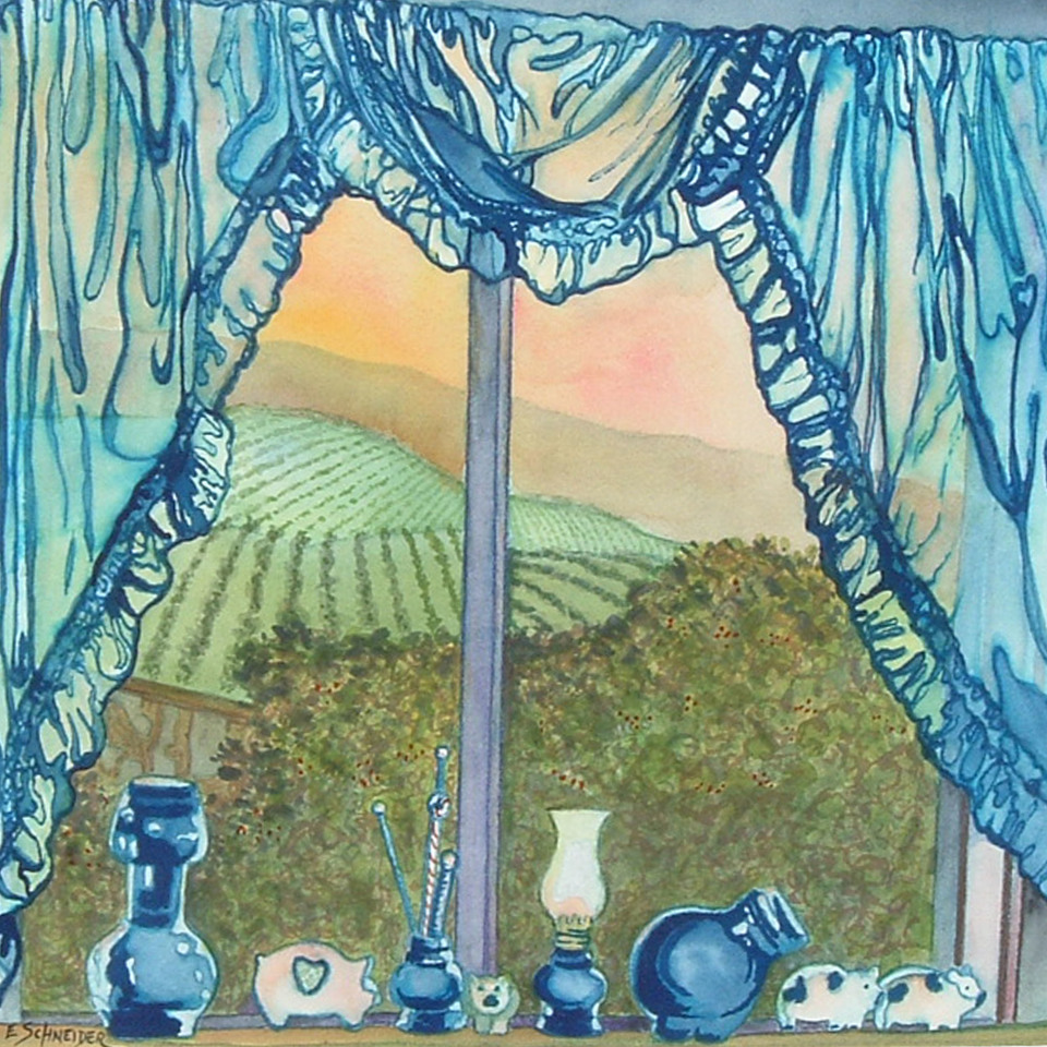 Joyce's window 1