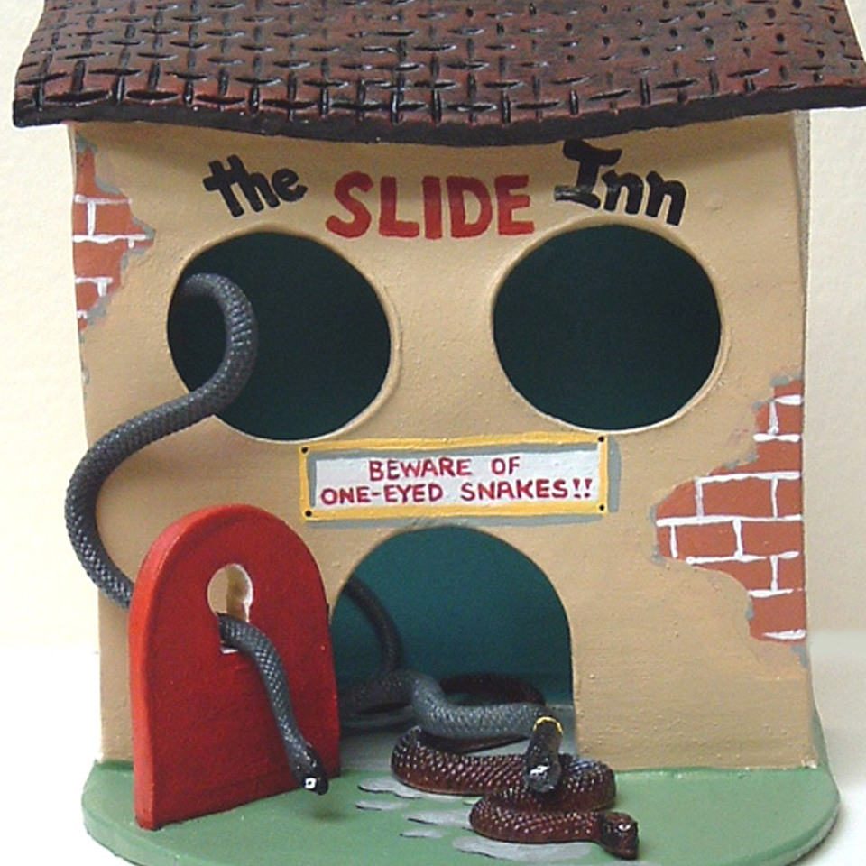 The slide inn