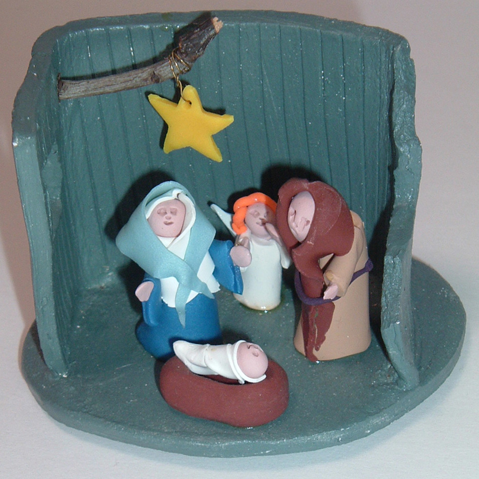 Nativity set  2