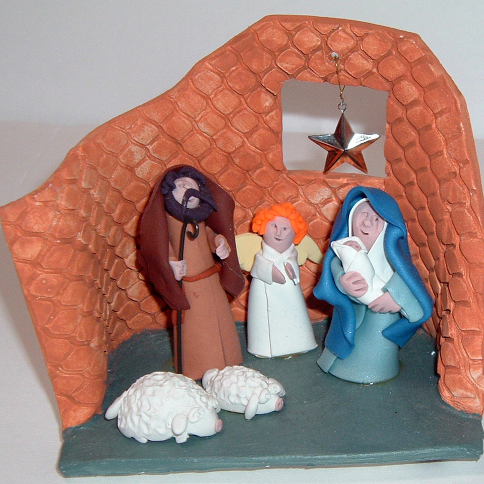 Nativity set  4