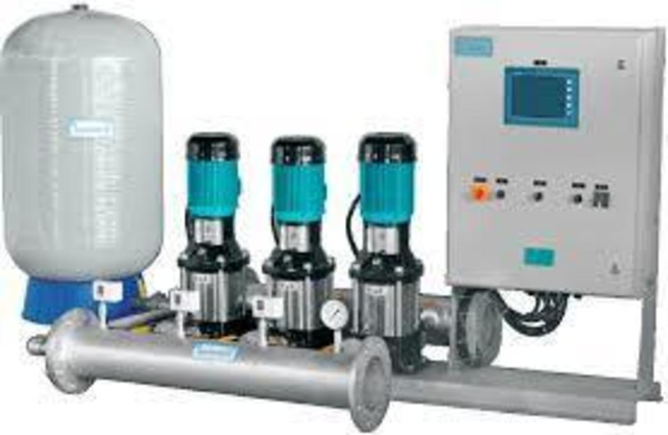 Products booster pump systems1