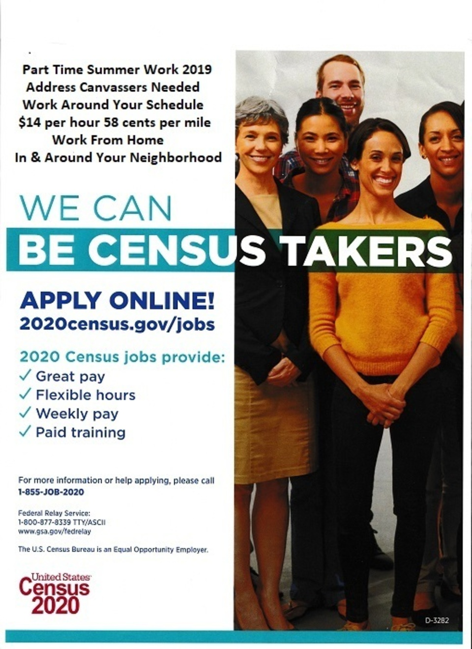 Census address canvassers001