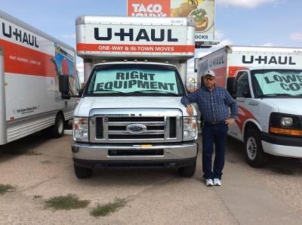 CHEYENNE'S NEWEST U-HAUL AUTHORIZED DEALER!