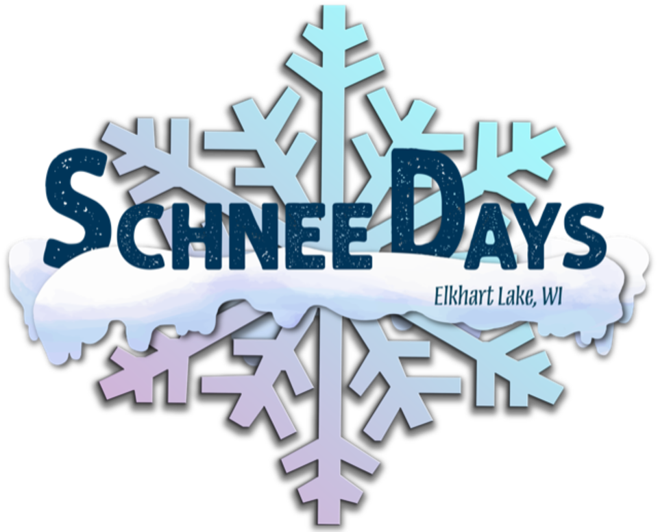 Schnee days logo no date