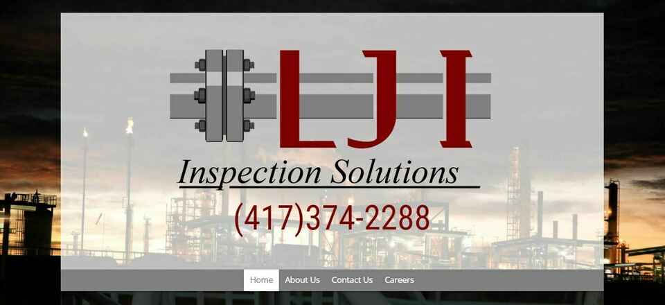 Lji inspection solutions screen shot
