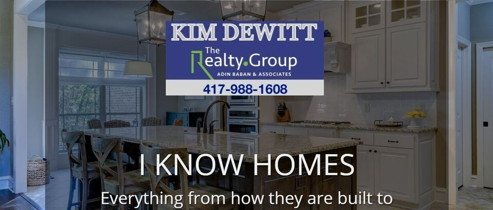 Kim dewitt realtor screen shot