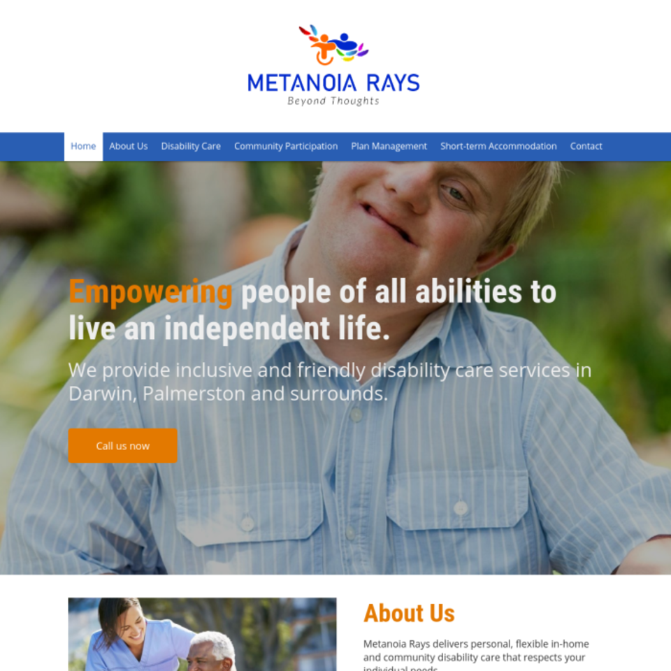 Metanoiarays.site