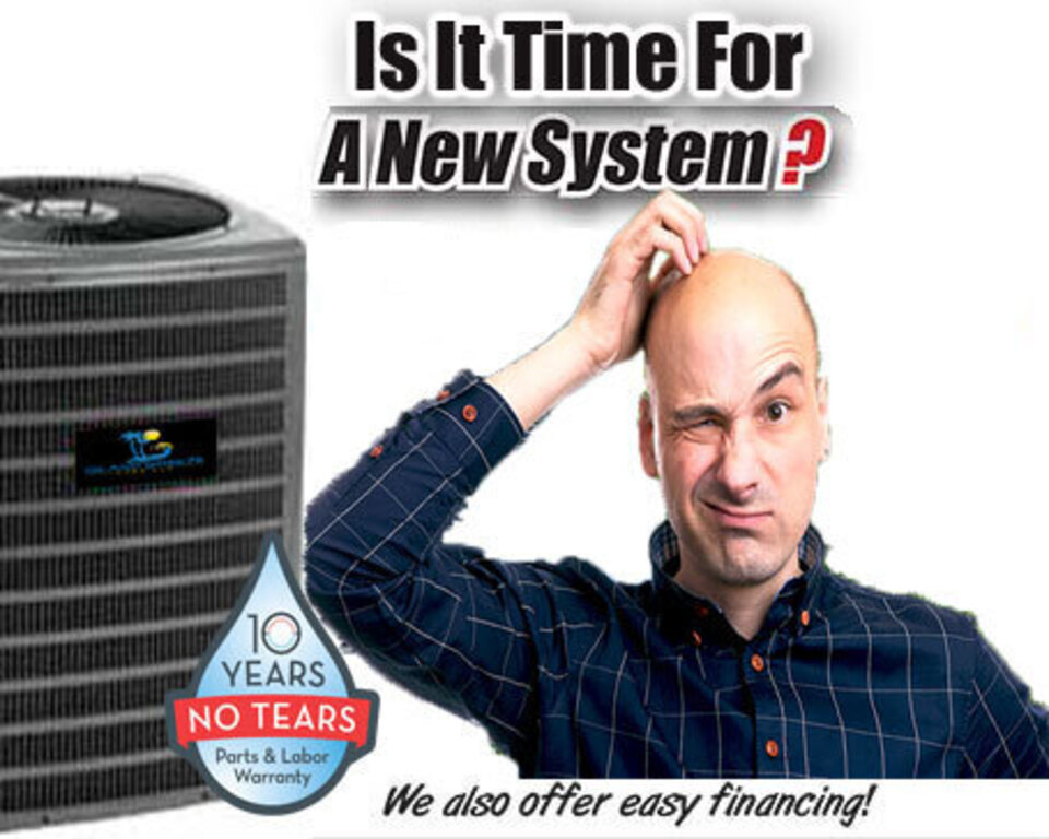 Is it time to get your HVAC replaced
