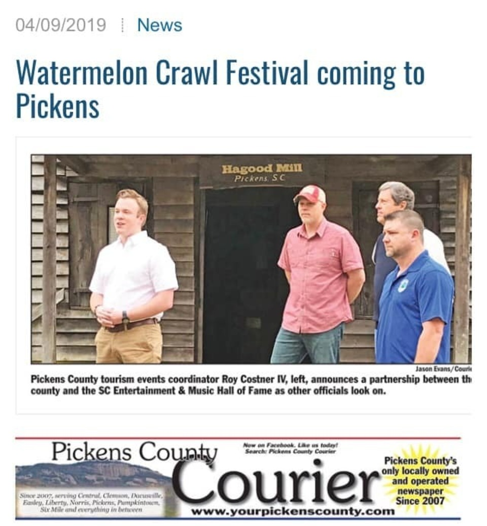 Pickens country news