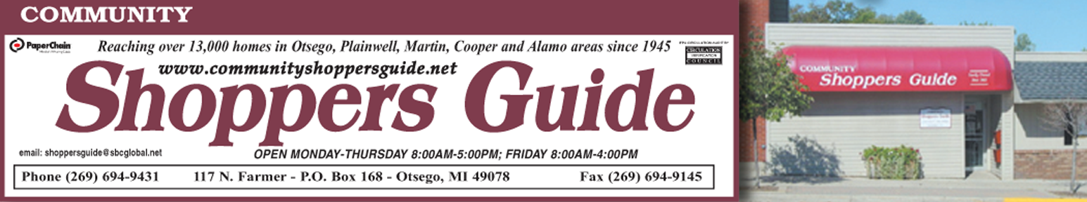 shoppers guide otsego
