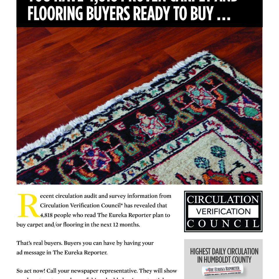 Flooring buyers