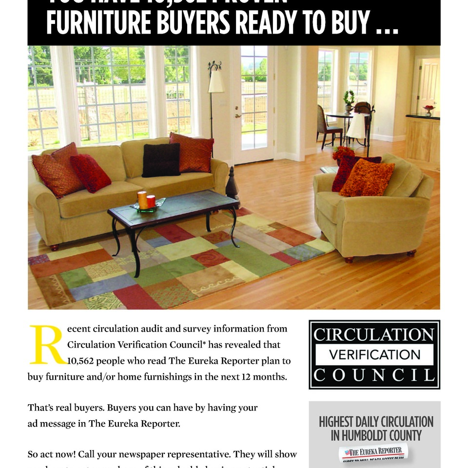 Furniture buyers