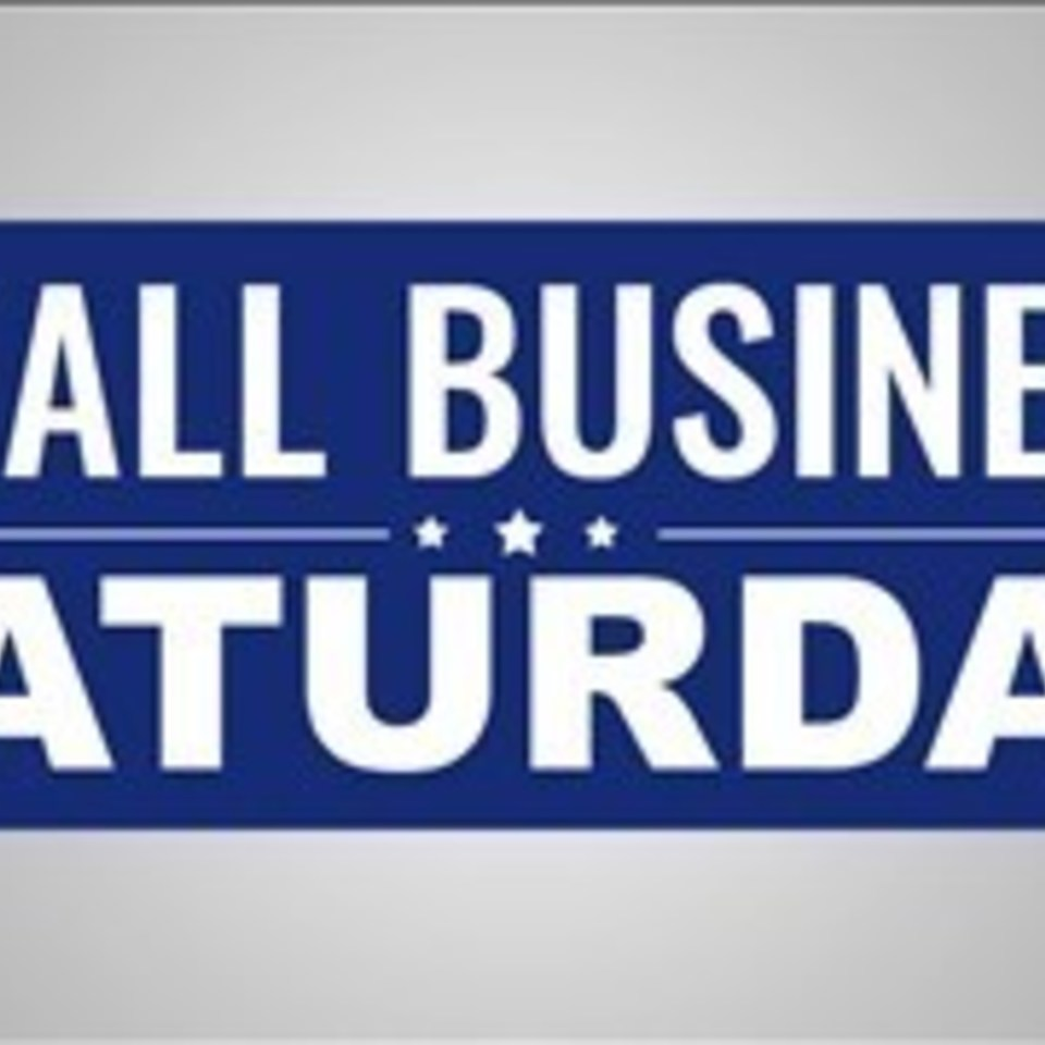 Small business saturday2018