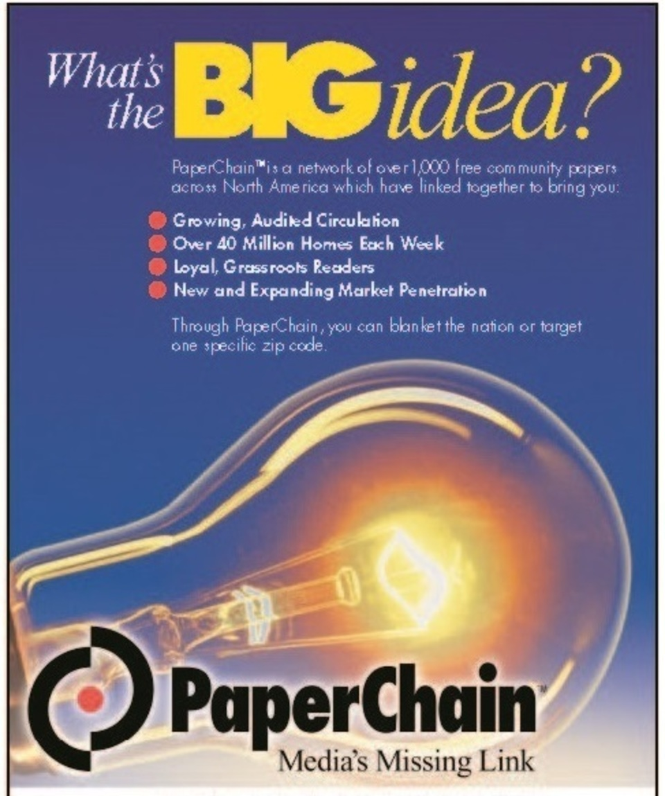 Paperchain ad cropped