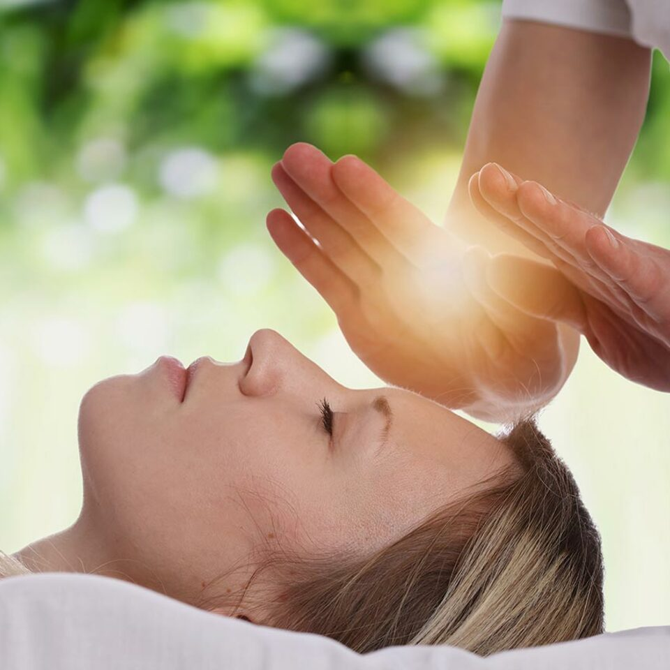Reiki treatment vermont
