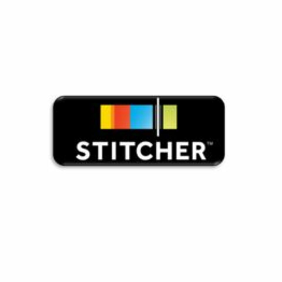Stitcher logo on white