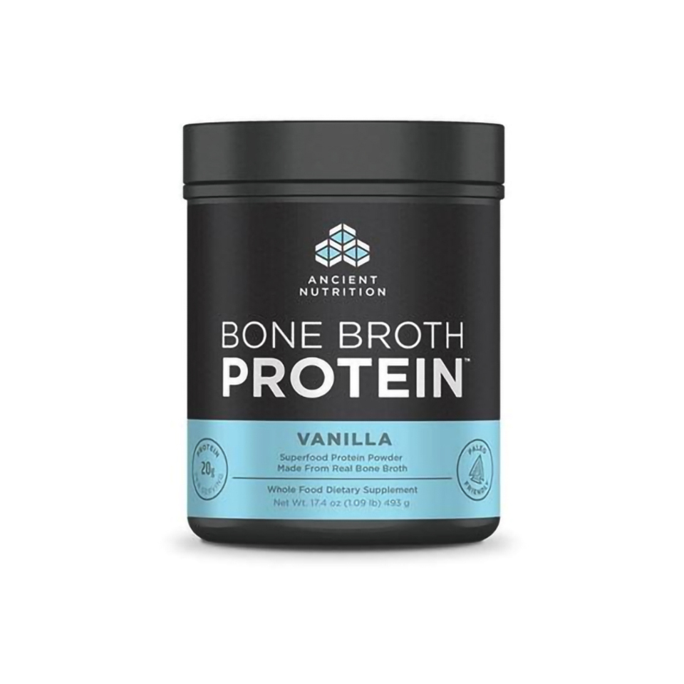 Bone broth protein vanilla copy