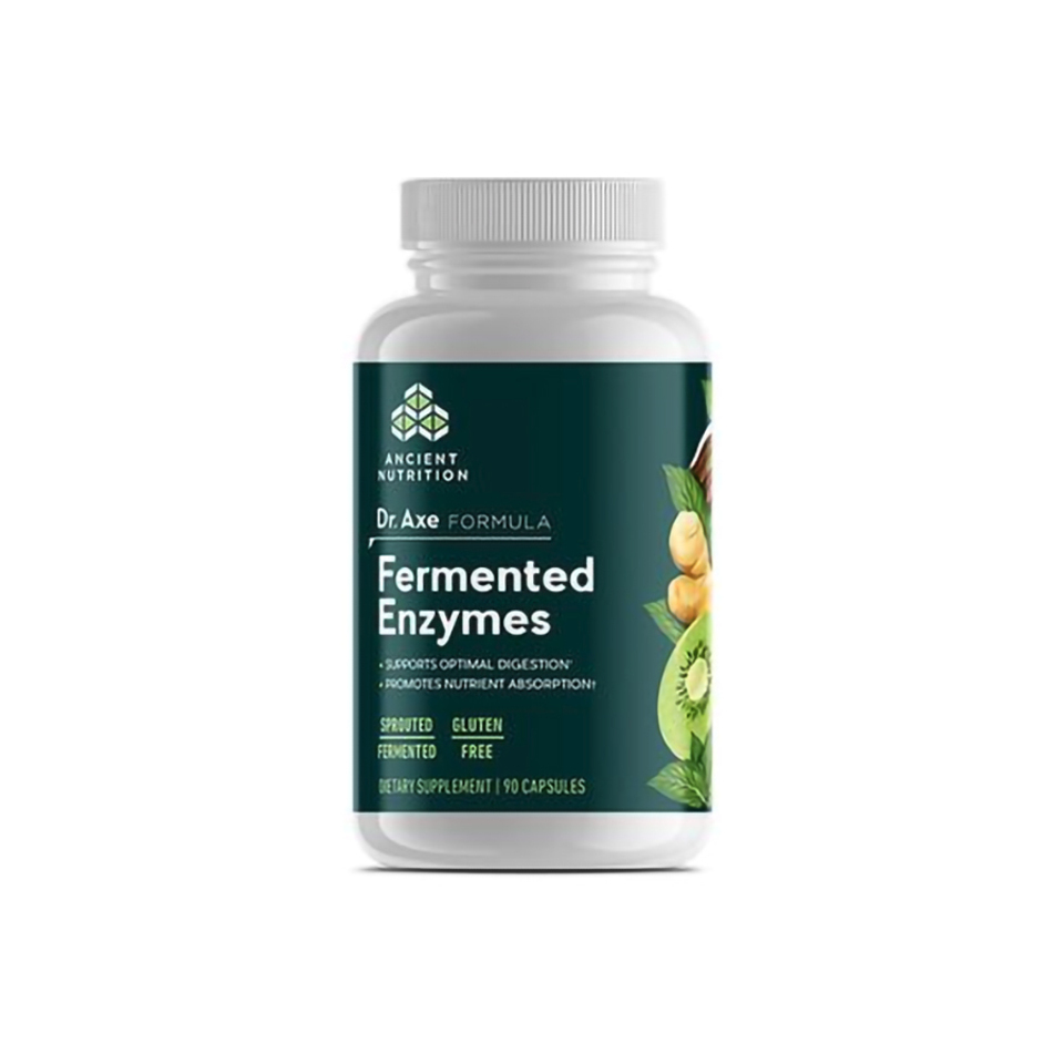 Fermented enzymes copy