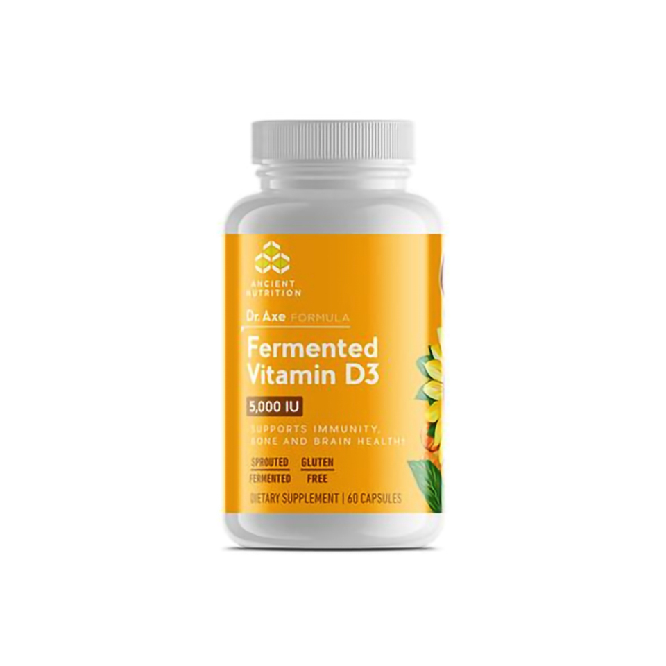 Fermented vitamin d3 copy
