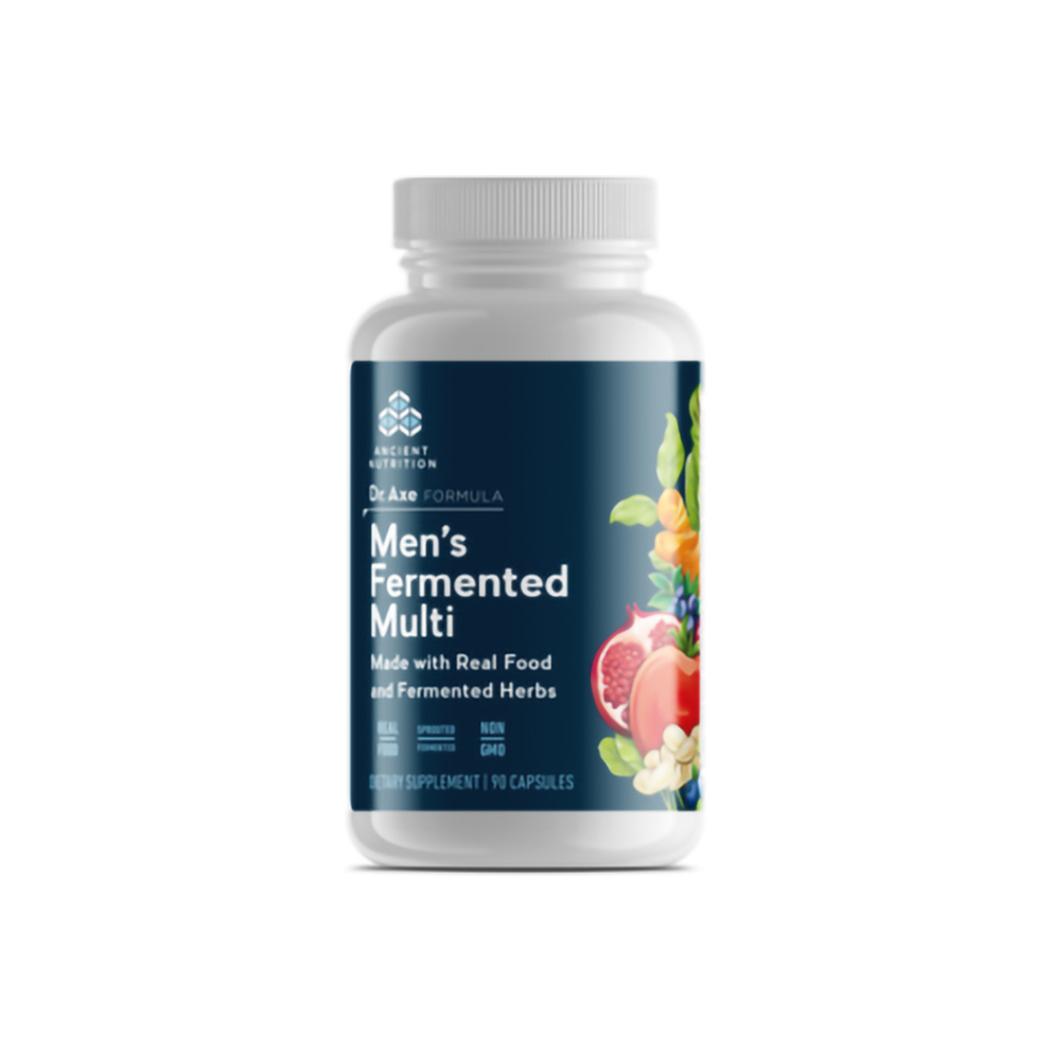Men's fermented multi copy