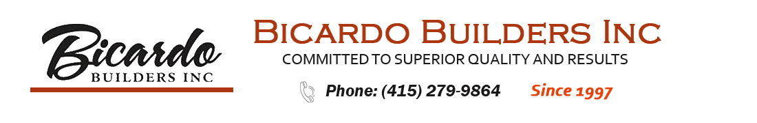 Bicardo Builders Inc.