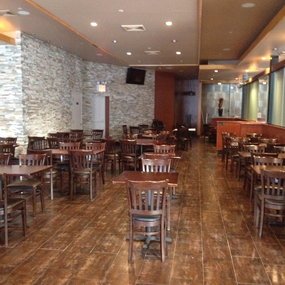 Blvd restaurant interior 1