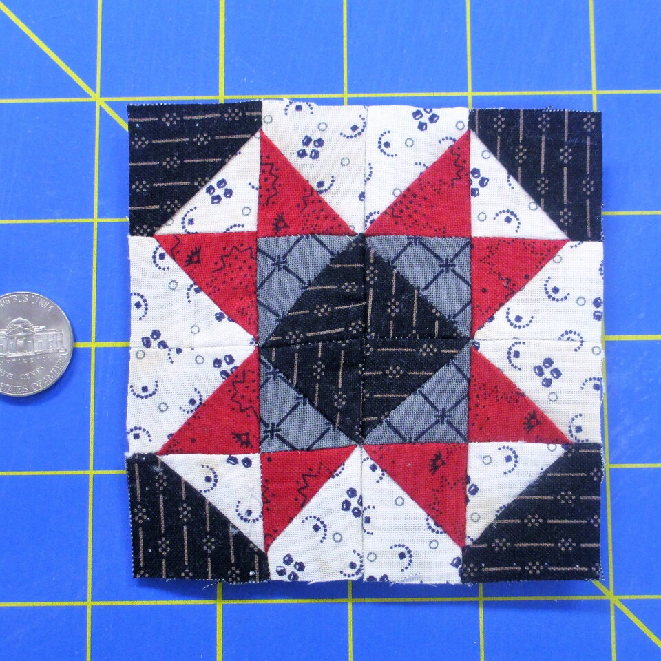 Kathy kansier   mini block