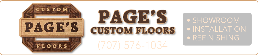 Page's Custom Floors