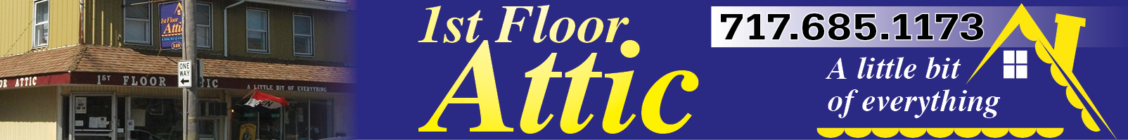 1st Floor Attic