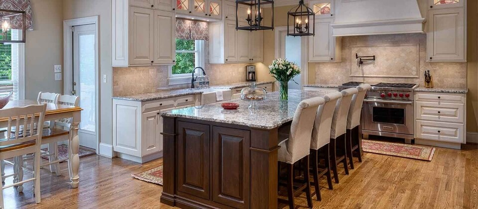 Kitchen remodeling in cary