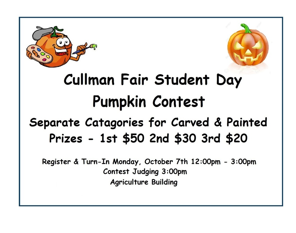 Pumpkin contest 2019