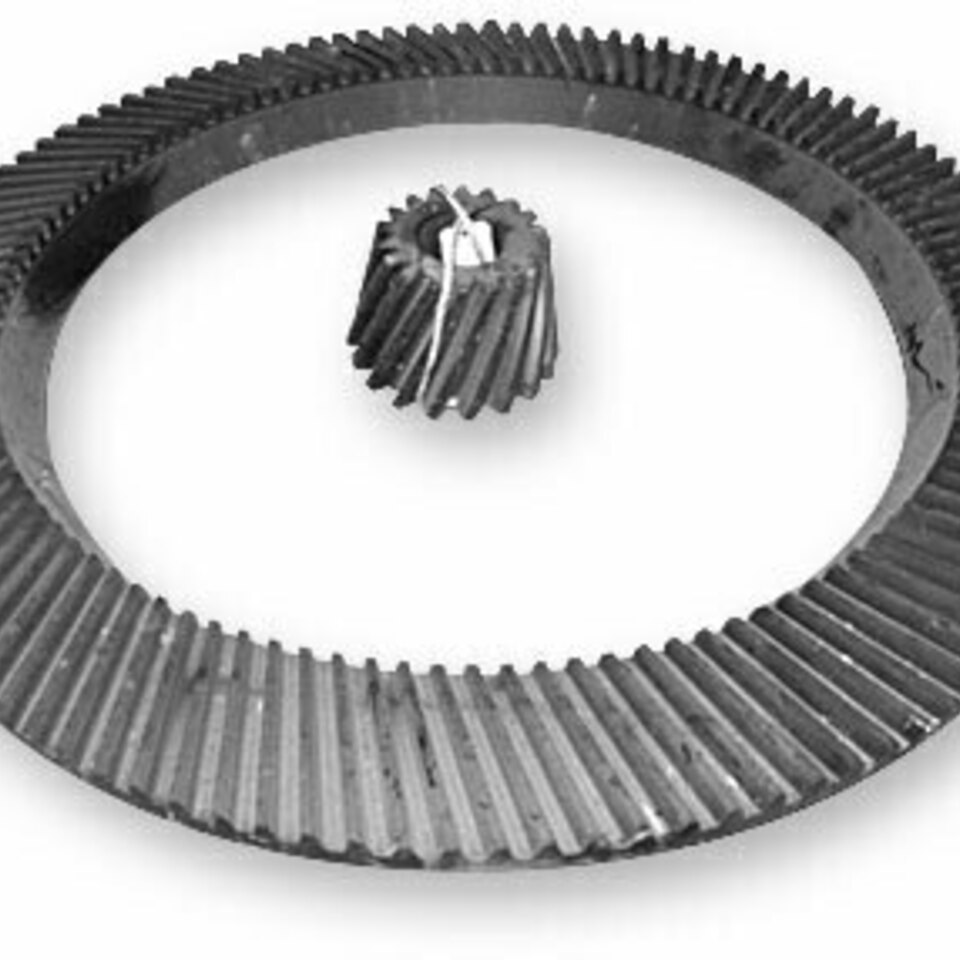 Sprial bevel gear sets lg