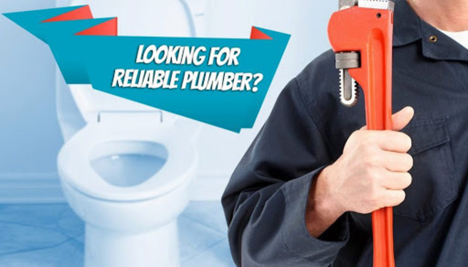 When you need a plumber