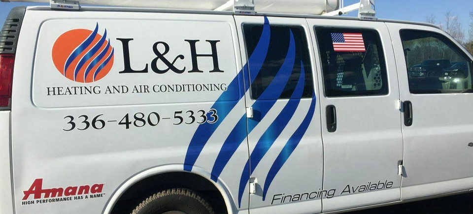 L and H Heating and Air Conditioning Summerfield NC