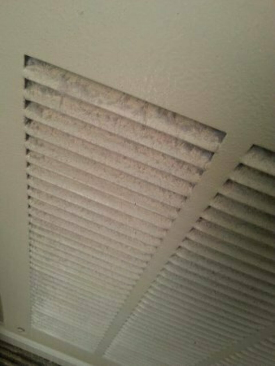 HVAC vent cleaning