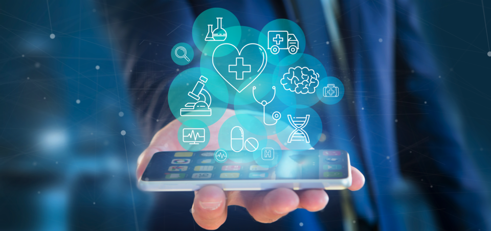 Pharmacy software connect with patients datascan
