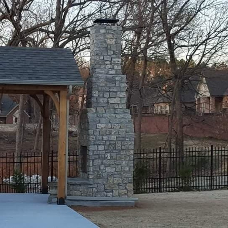 Express Outdoor Services Outdoor Kitchens Fire Pits Tulsa Ok