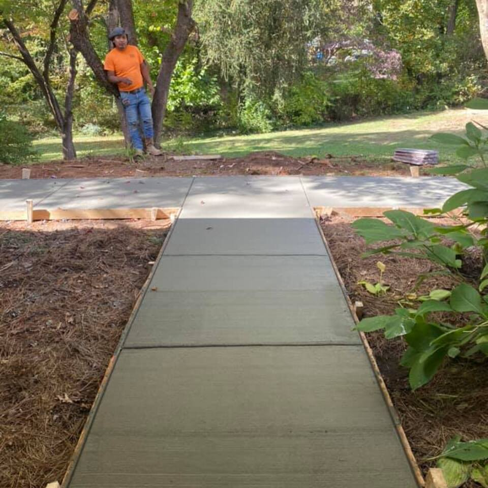 Concrete slab contractors
