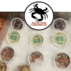 Killer crab seafood market button