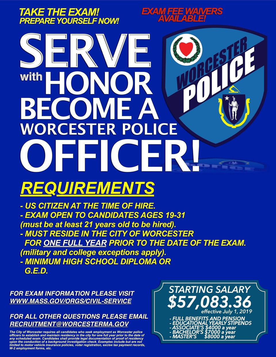 Wpd recruitment flyer 2020