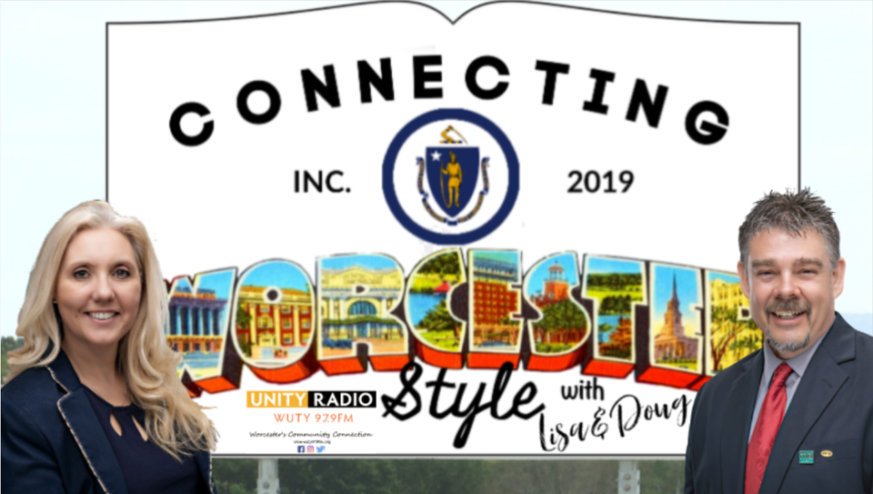 Connecting worcester style with lisa and doug