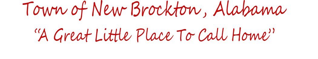Town of New Brockton