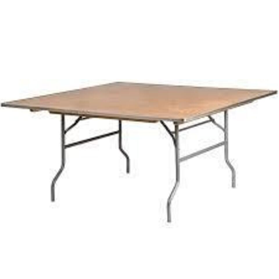Table 48 inch square