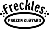 Freckles Frozen Custard