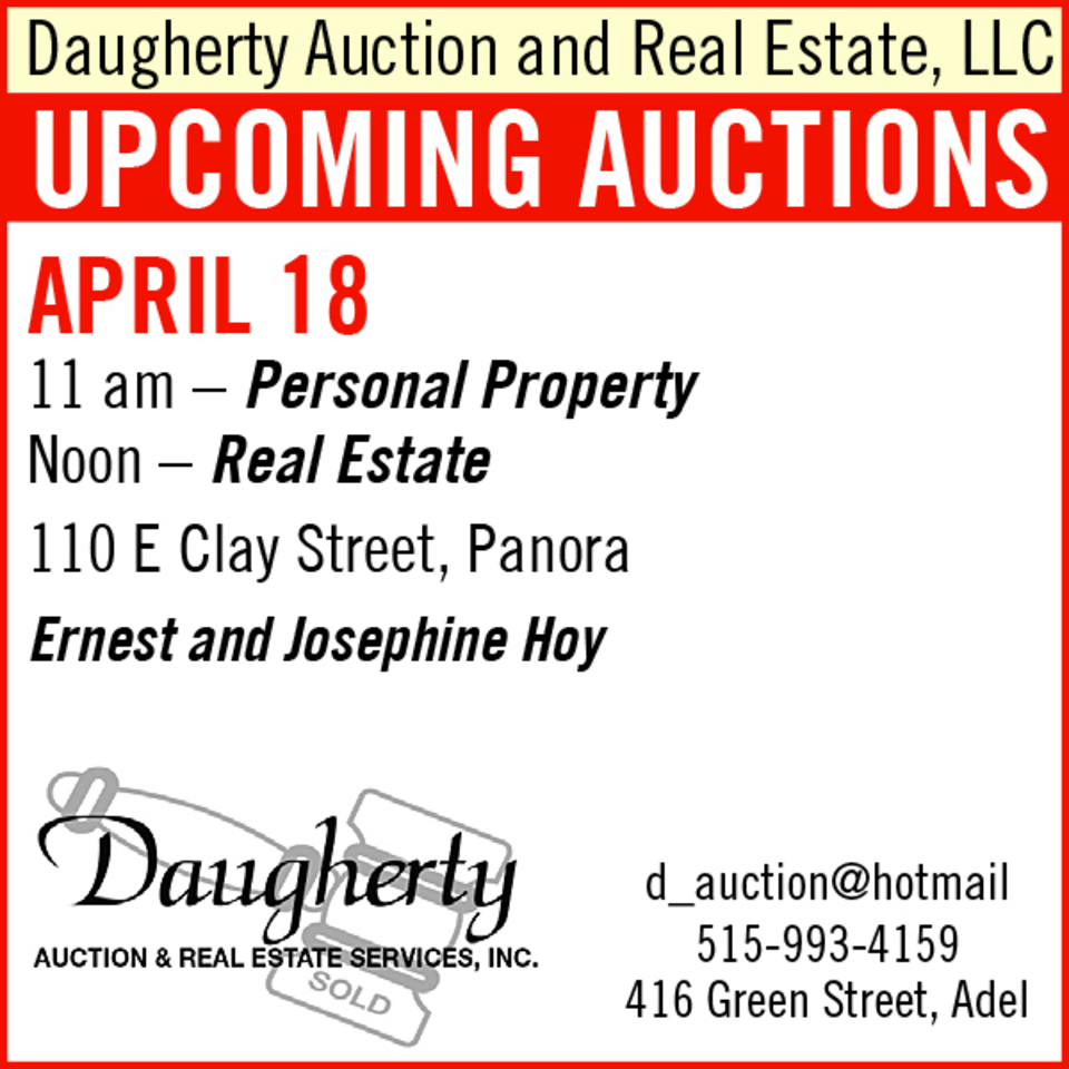 392615 color daugherty auction 2x2 adel adv 2 25 20