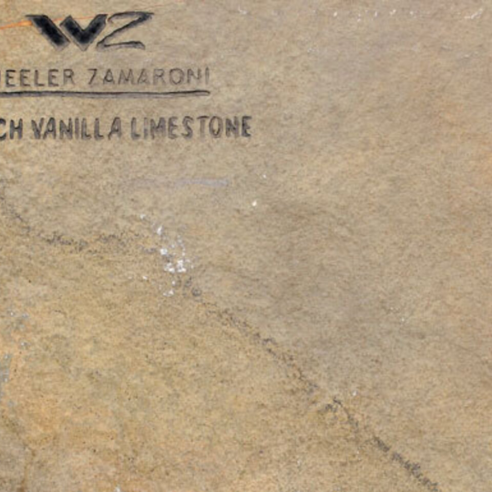 French vanilla limestone